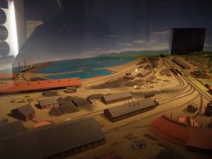 小樽市総合博物館展示1
