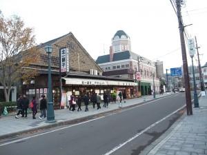 小樽・堺町通り2