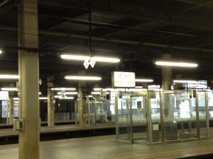 札幌駅到着♪