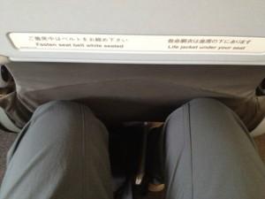 JetStar★の座席