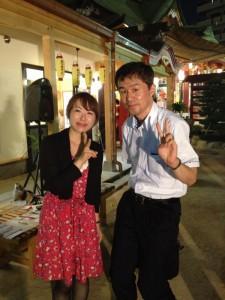 高橋涼子さんと私