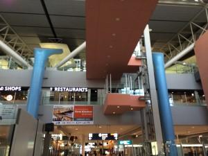 札幌行き(201405)関空到着