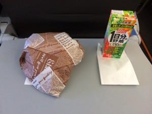 札幌行き(201405)朝食
