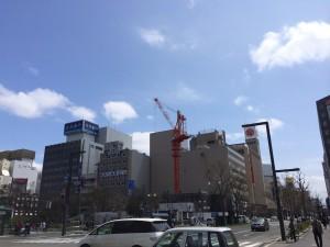 札幌行き(201405)大通公園