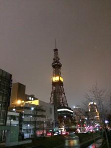 札幌行き(201405)テレビ塔アフター