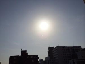 札幌行き(201405)3日の朝