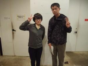 札幌行き(201405)脇田唯さんと