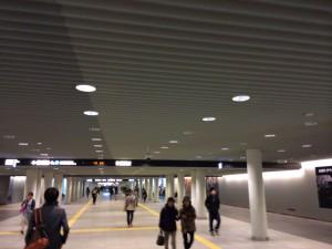 札幌行き(201405)チカホを