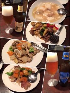 東京行き(201405)チャイナスクエア料理