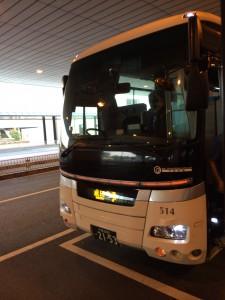 東京行き(201405)成田空港へ